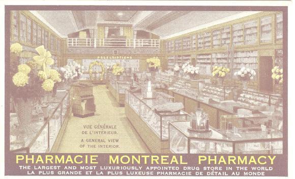 Montreal Pharmacy
