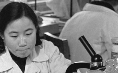 Tu Youyou, chercheure en pharmacie et prix Nobel
