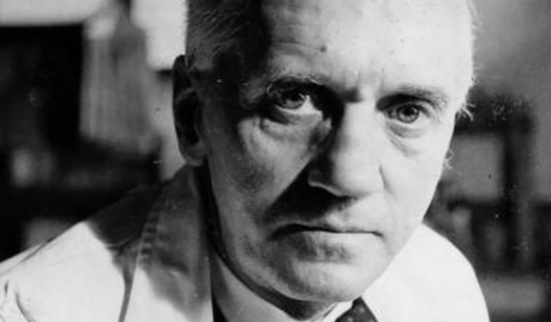 Alexandre Fleming 1881-1955 — La découverte fortuite de la pénicilline